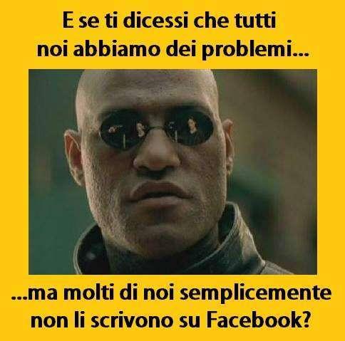 Facebook divertente
