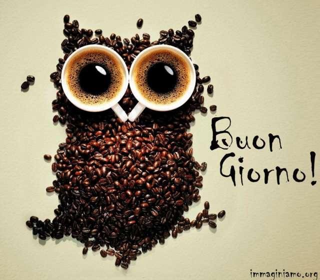 buongiorno chicchi di caffè