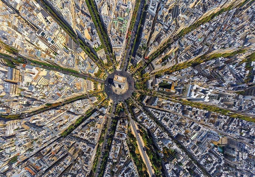 Arco di Trionfo, Francia