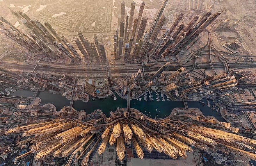Viste mozzafiato Dubai