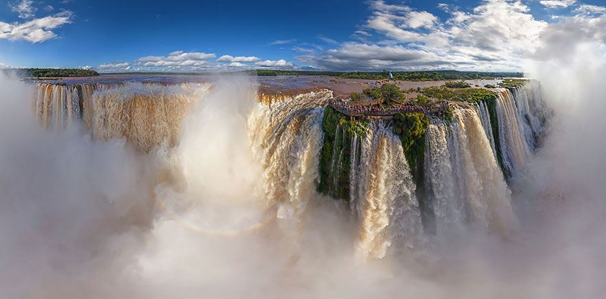 Cascate Argentina