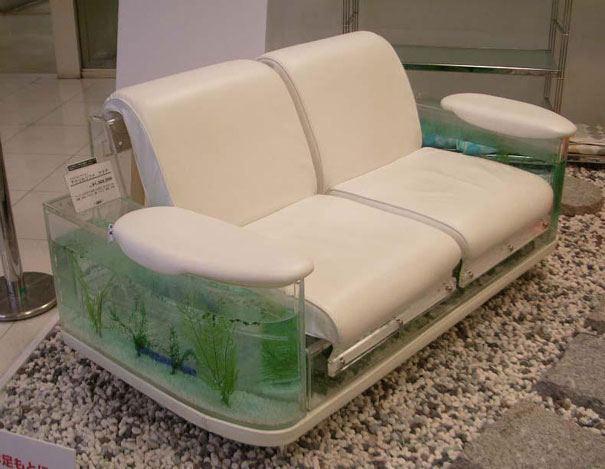 divano acquario