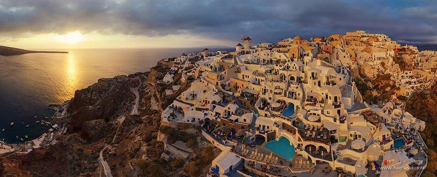 Immagini Santorini Gracia