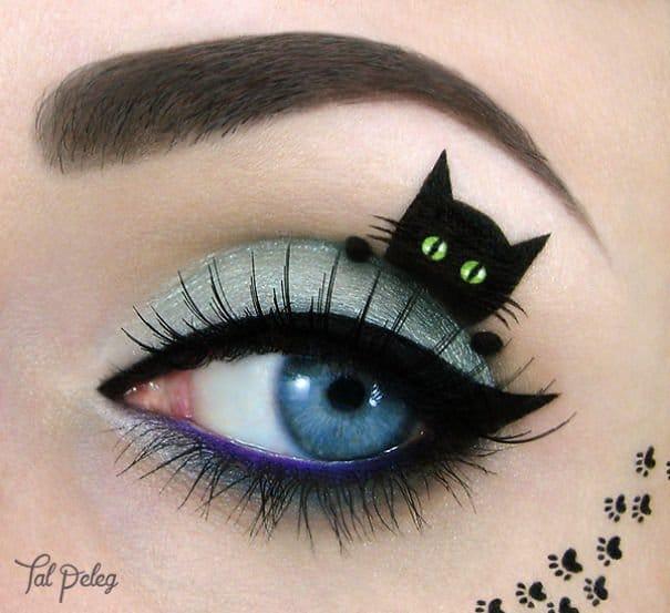 gattino occhio