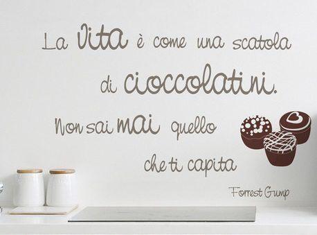 La Vita è Come Una Scatola Di Cioccolatini Immaginiamoorg