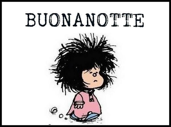 Buonanotte con Mafalda