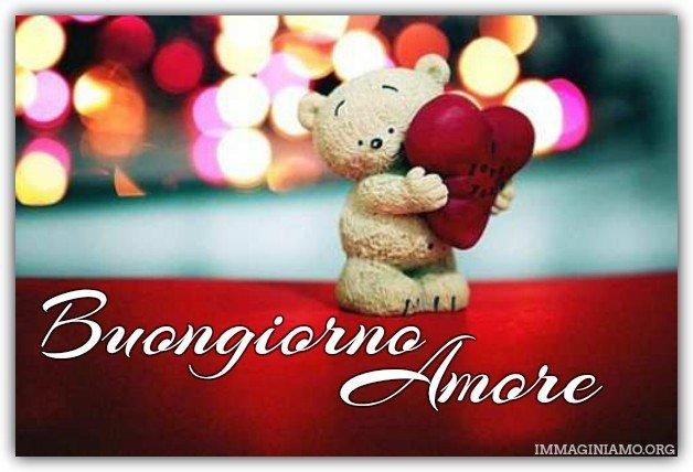 Favorito Buongiorno amore! | immaginiamo.org TK31