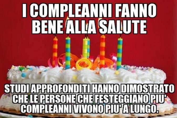 frasi divertenti buon compleanno