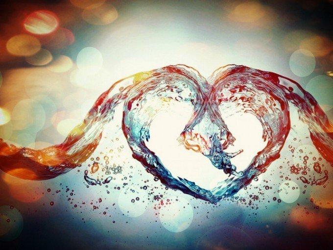 Immagine con cuore