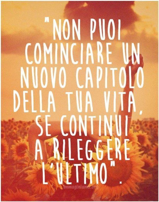 Favoloso Frasi belle sulla vita | immaginiamo.org FV38