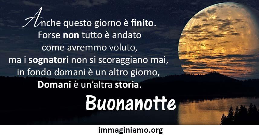 Buonanotte Frasi Sulla Vita.Immagini E Frasi Buonanotte Immaginiamo Org