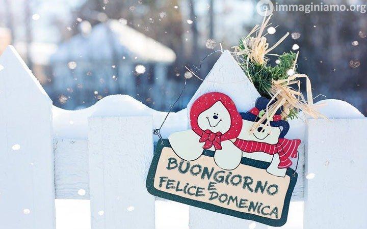 Buongiorno E Felice Domenica Immaginiamo Org