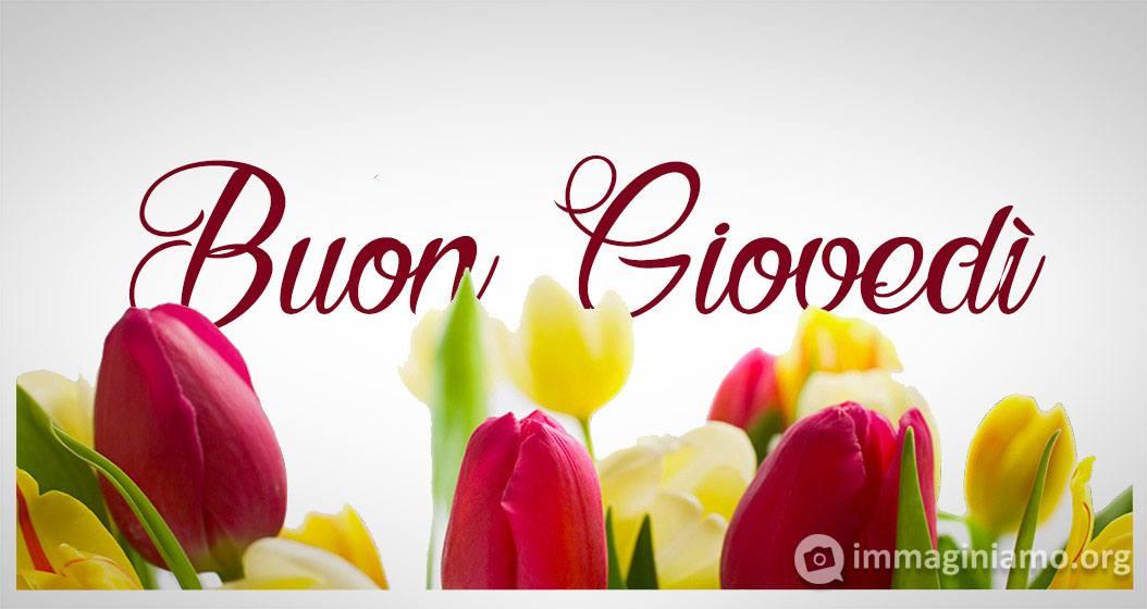 immagini belle buon giovedì fiori