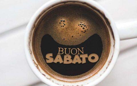 Buon sabato caffè